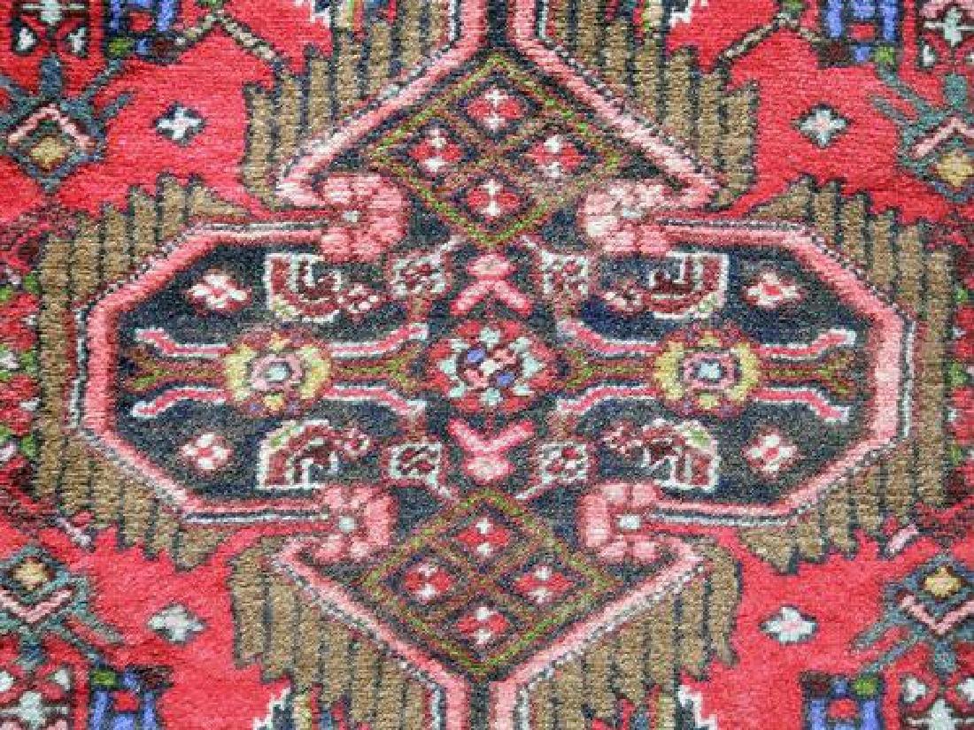 Authentic Superb Persian Tafresh Runner 8.8 X 2.8 Feet - 4