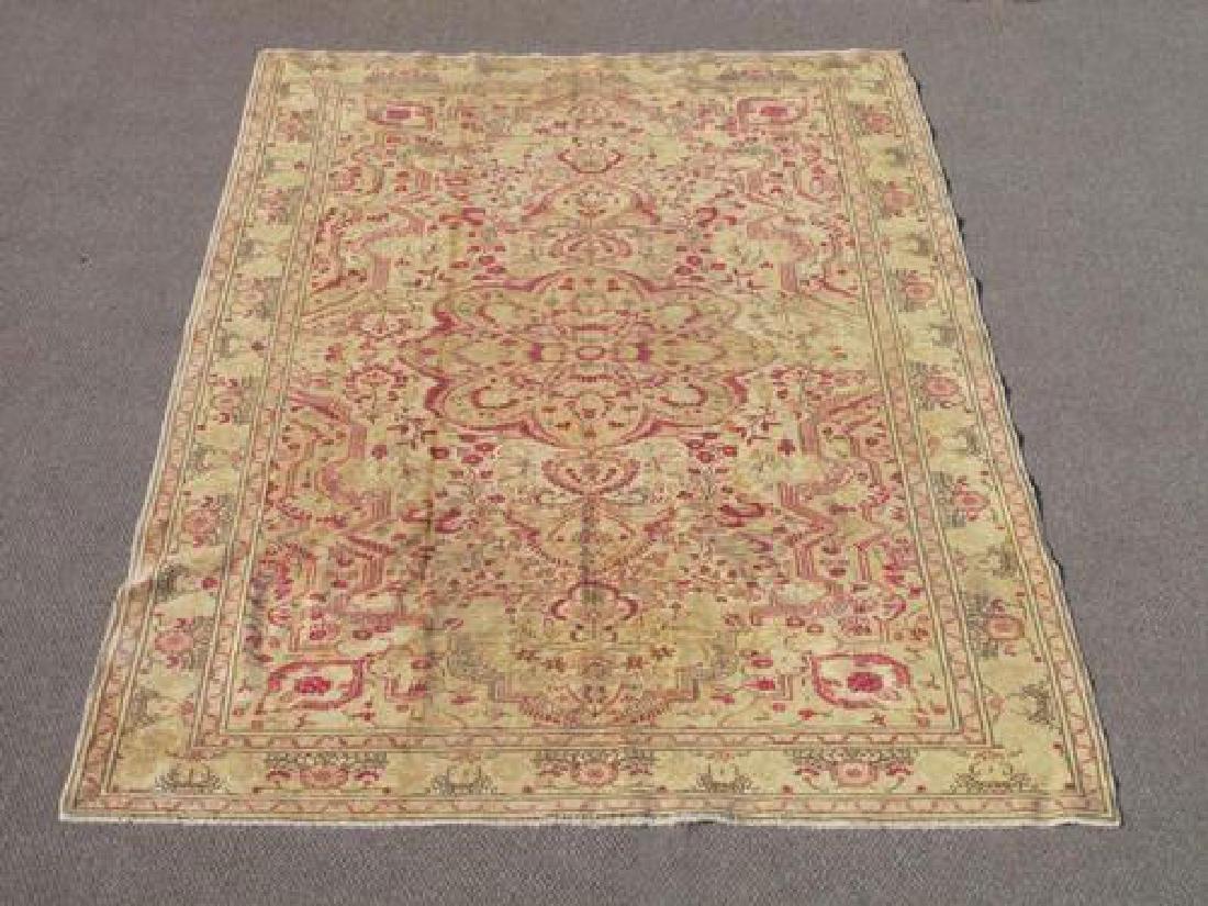 Gorgeous Semi Antique Turkish Kaysari Design Rug 7x10