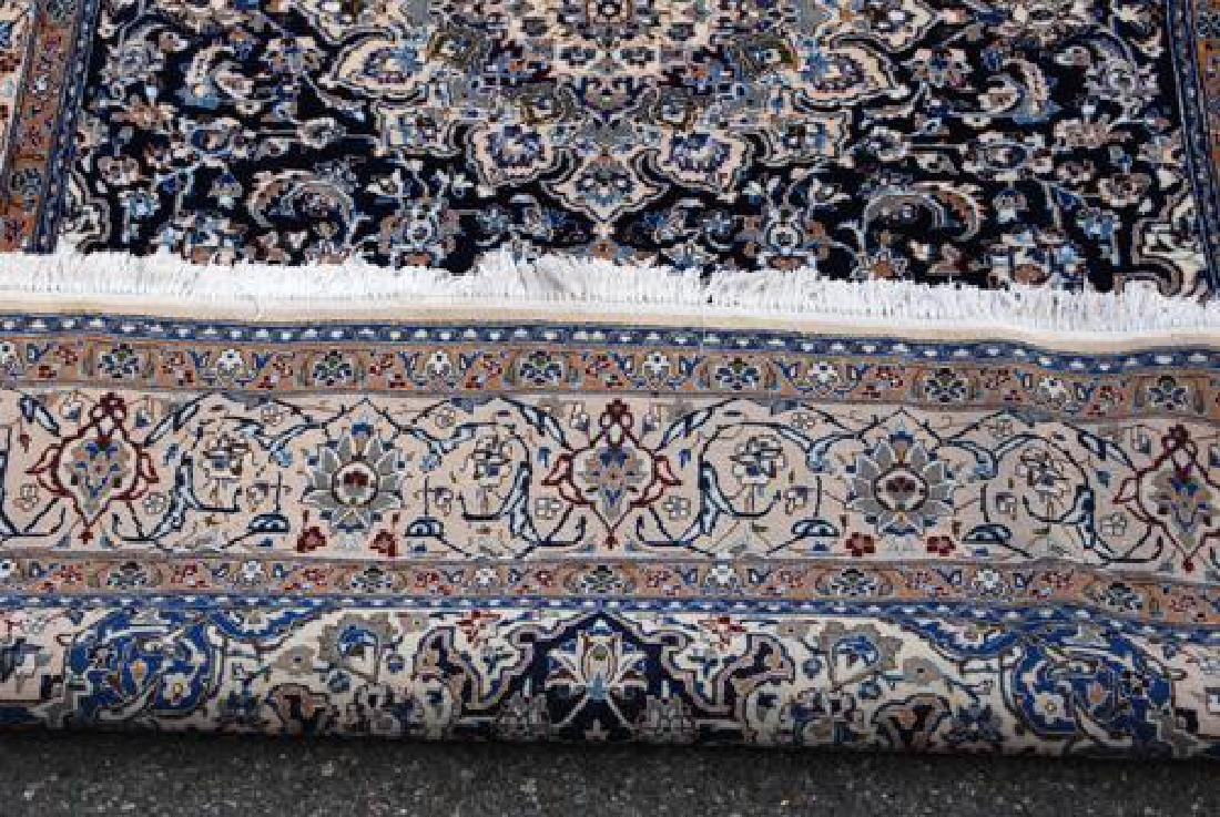 Simply Gorgeous Dark Toned Persian Nain With Silk - 5