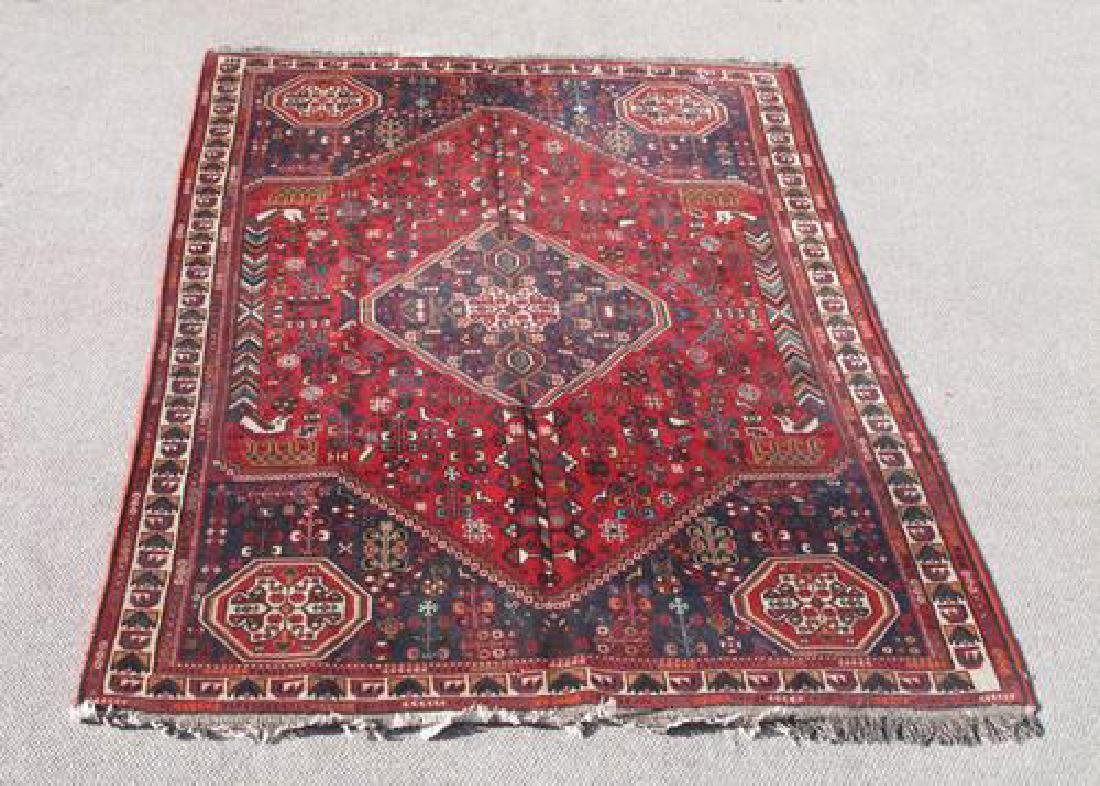 Highly Collectible Semi Antique Persian Shiraz