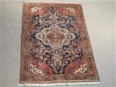 Collectible Very Rare Antique Persian Sarouk 3x5