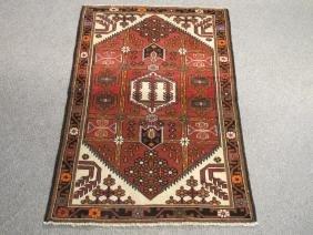 Glorious Hand Woven Semi Antique Persian Tabriz 3x5