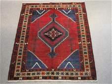Breathtaking Hand Knotted Semi Antique Persian Tabriz