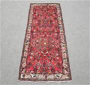 Extremely Gorgeous Semi Antique Allover Persian Sarouk