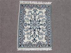 Marvelous Premium Quality WoolSilk Persian Nain 2x3