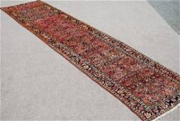 BEAUTIFULL AND AUTHENTIC SEMI ANTIQUE PERSIAN MALAYER