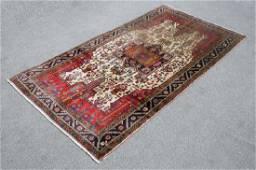 Dazzling Hand Woven Kermanshah Rug 5x10