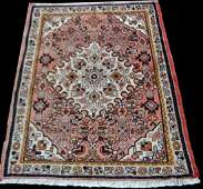 Finely Design Authentic Persian Hamedan 3x5