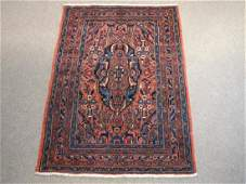 Absolutely Captivating Antique Persian Tabriz 4x6