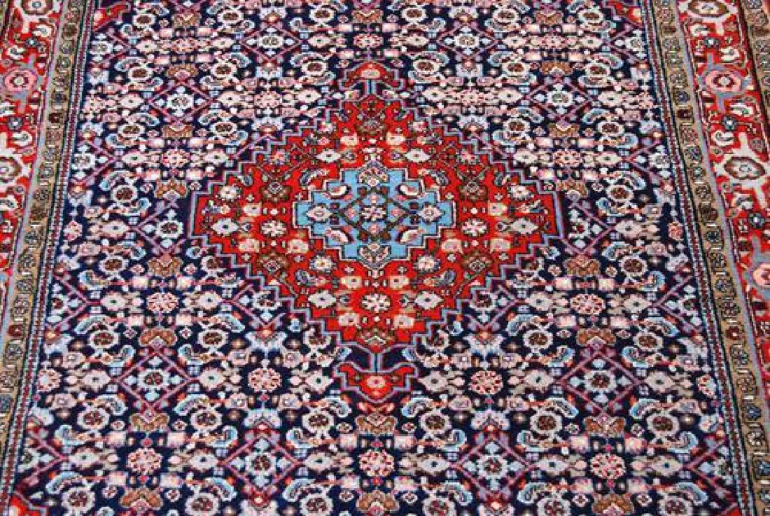Fine Knotted Hand Woven Persian Sanandaj Senneh - 2