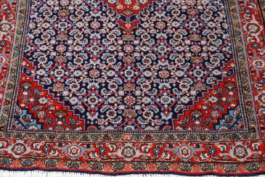 Fine Knotted Hand Woven Persian Sanandaj Senneh - 3