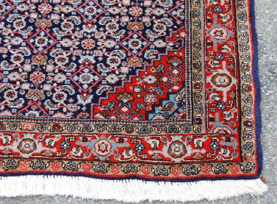 Fine Knotted Hand Woven Persian Sanandaj Senneh - 4