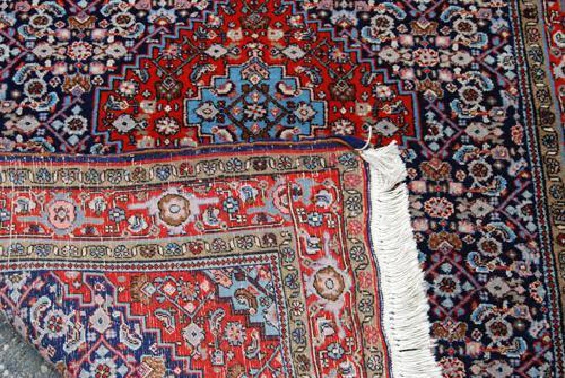 Fine Knotted Hand Woven Persian Sanandaj Senneh - 5