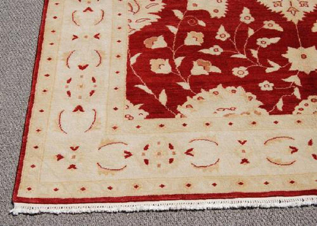 Nicely Contrasted Handmade Egyptian Rug - 2