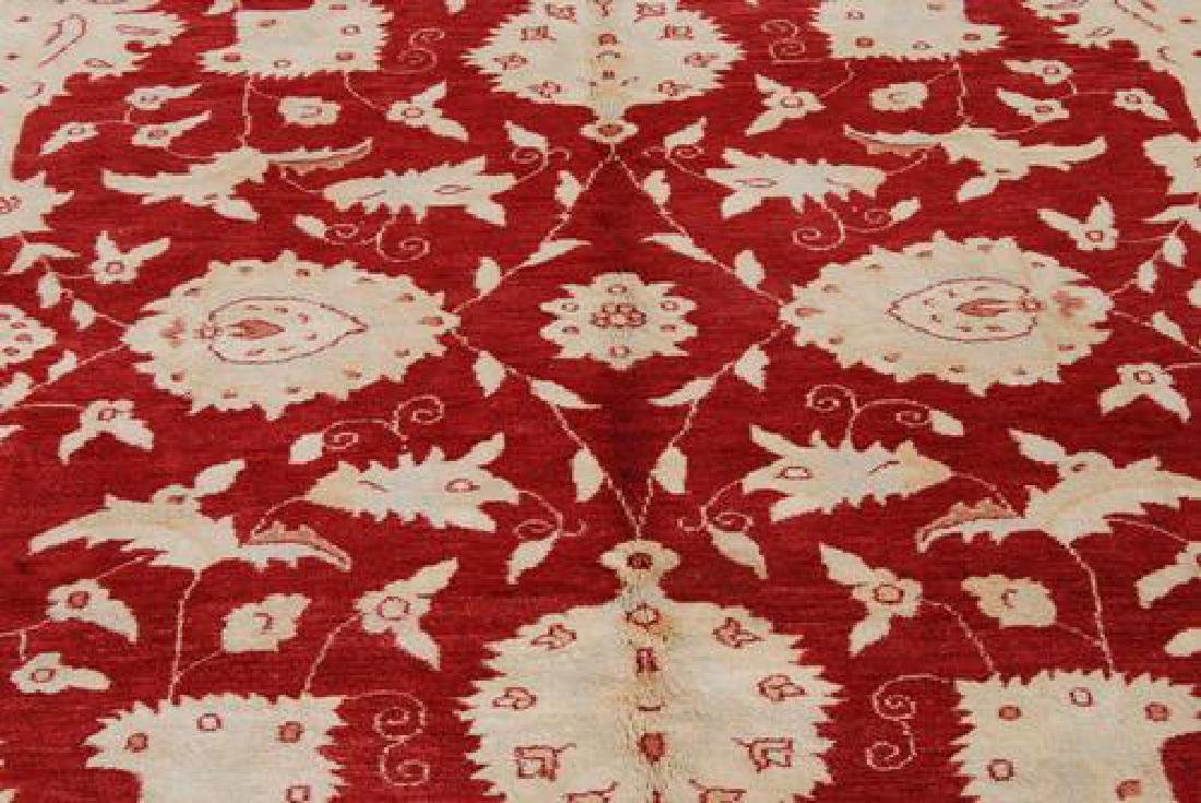 Nicely Contrasted Handmade Egyptian Rug - 3