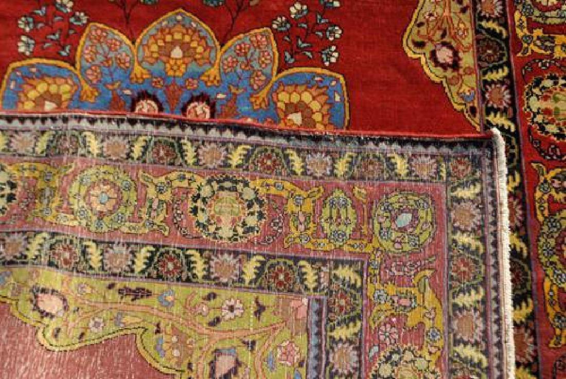 Simply Beautiful Rare Semi Antique Persian Tehran - 4