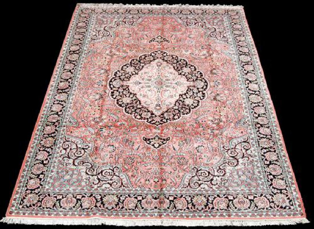 Simply Gorgeous Historical Kashan Designed Rug