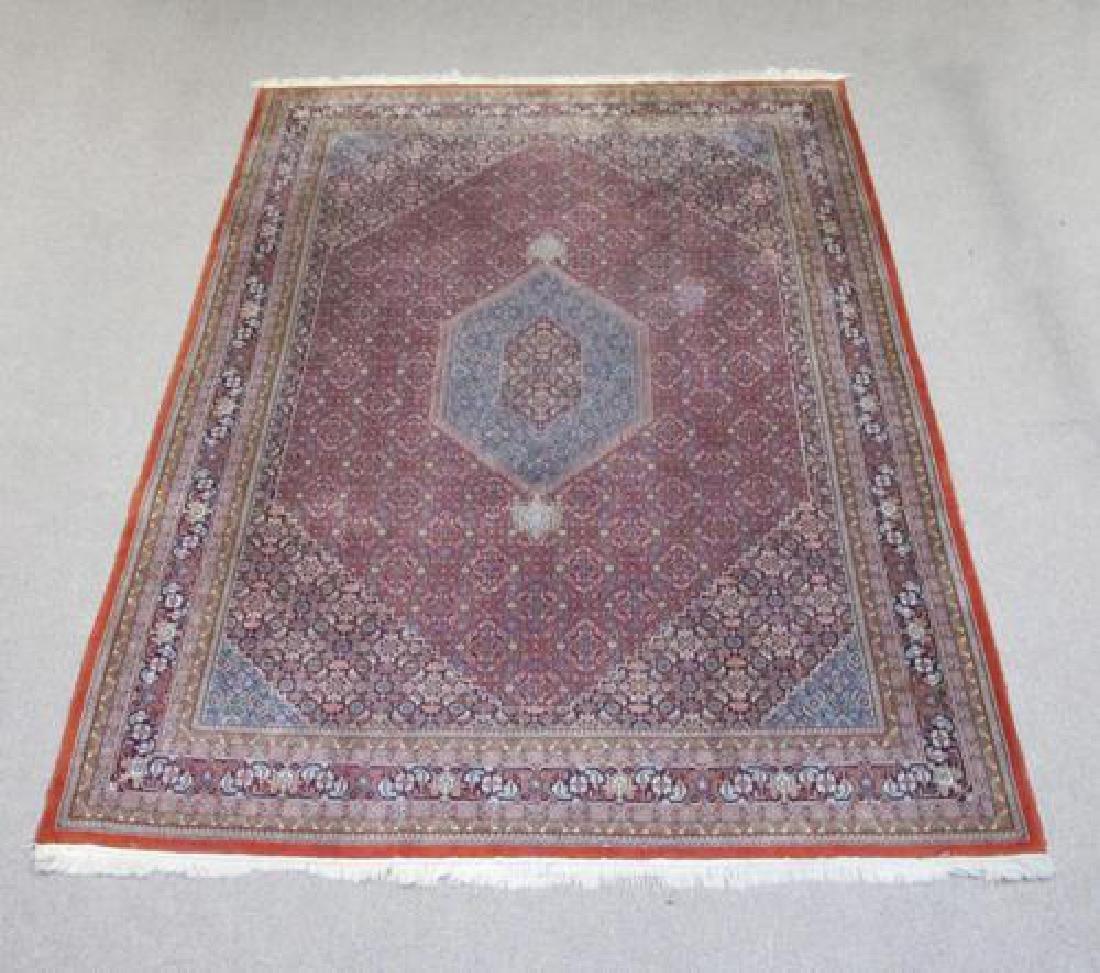 Beautiful Handmade Persian Bijar Design