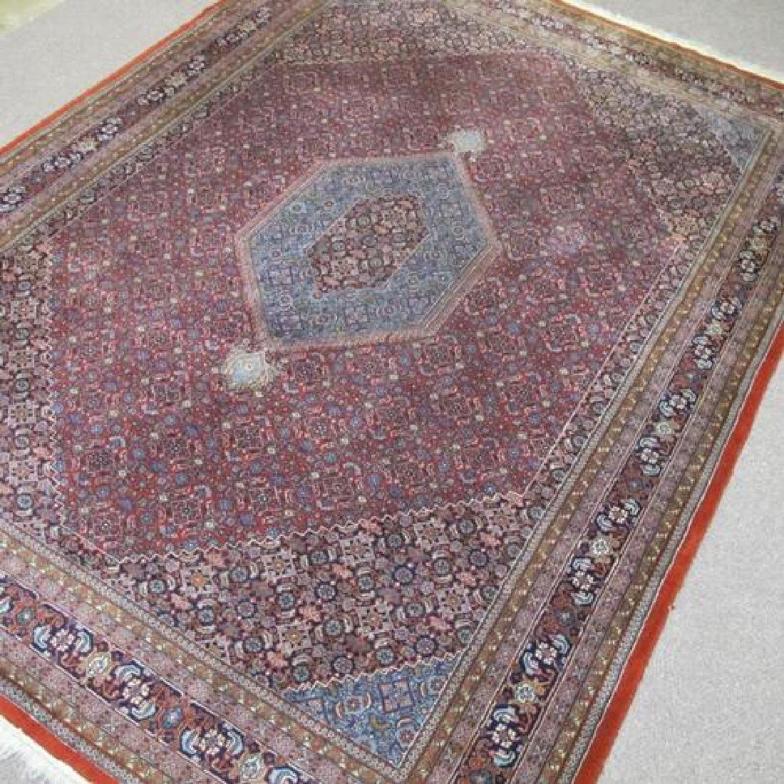 Beautiful Handmade Persian Bijar Design - 2