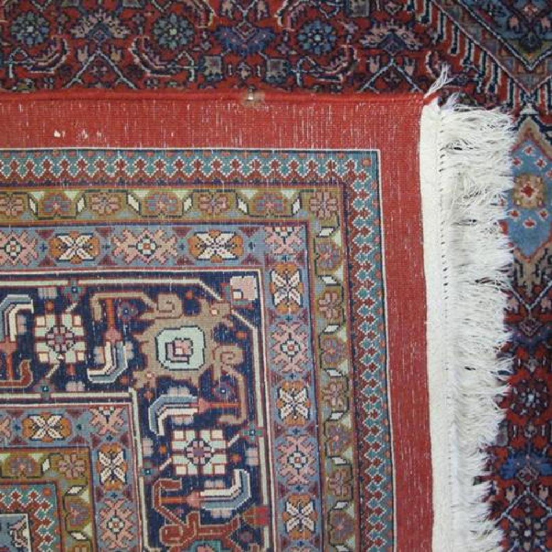 Beautiful Handmade Persian Bijar Design - 3