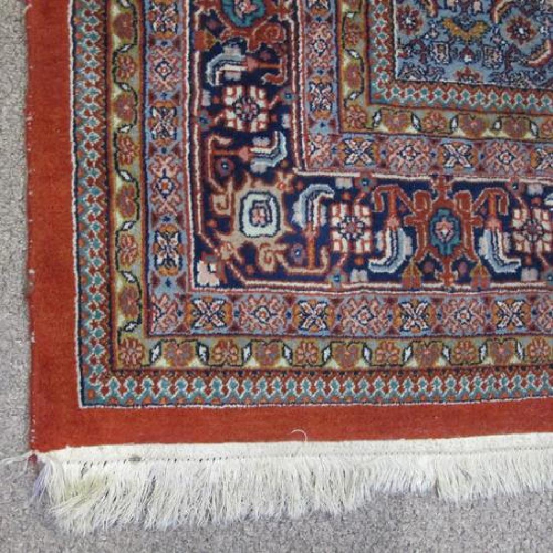 Beautiful Handmade Persian Bijar Design - 4