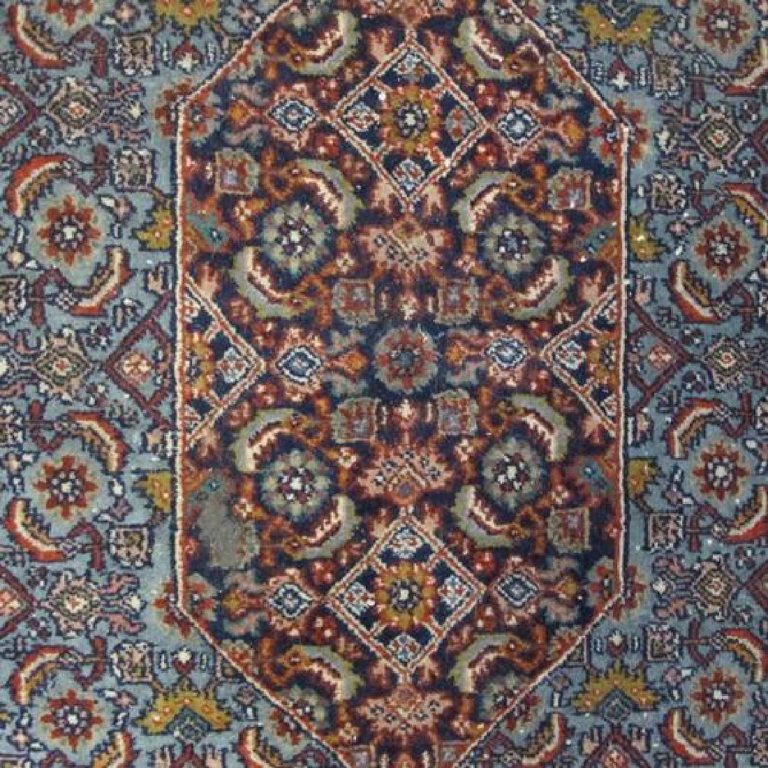 Beautiful Handmade Persian Bijar Design - 5