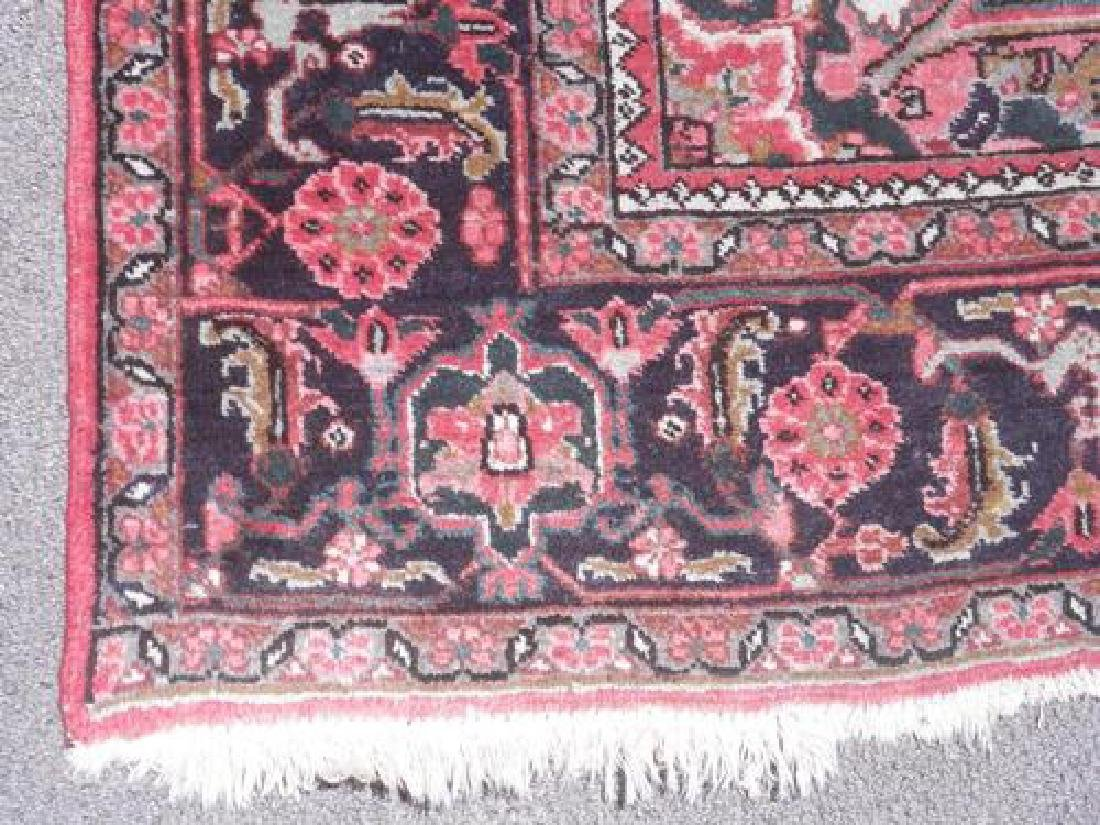 Collectible Sharabian Design Semi Antique Persian Heriz - 3