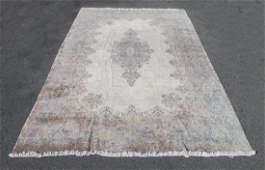 Hard to Find Semi Antique Persian Kerman Rug 11x20