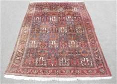 Four Seasons Design Semi Antique Persian Bakhtiari 7x10