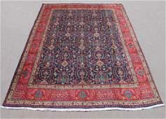Special and Unique Semi Antique Persian Tabriz 10x13