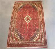 Simply Stunning Semi Antique Persian Hosseinabad 7x11