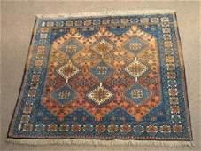 Fascinating Highly Detailed Persian Yalameh 4x5