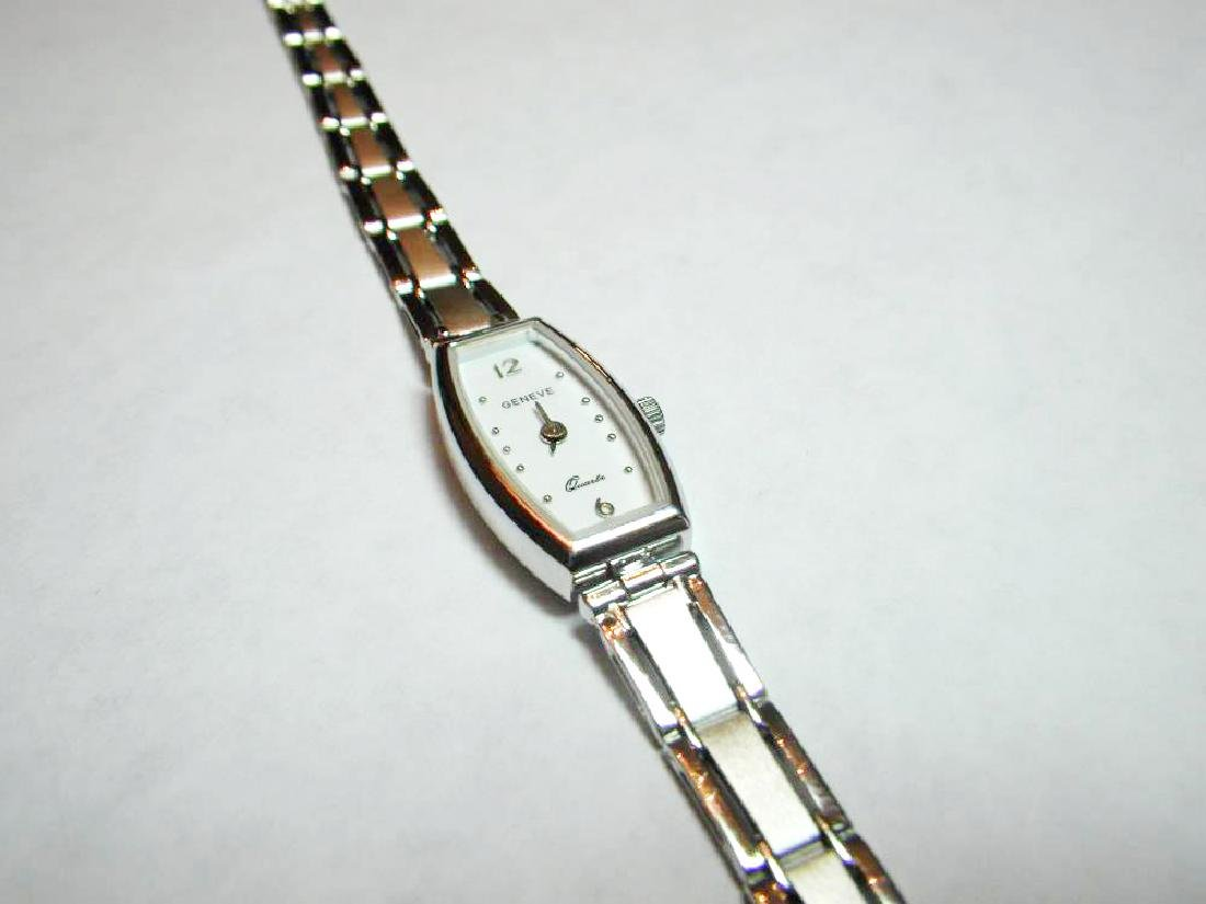 18 Karat Gold Swiss Made Geneva Watch