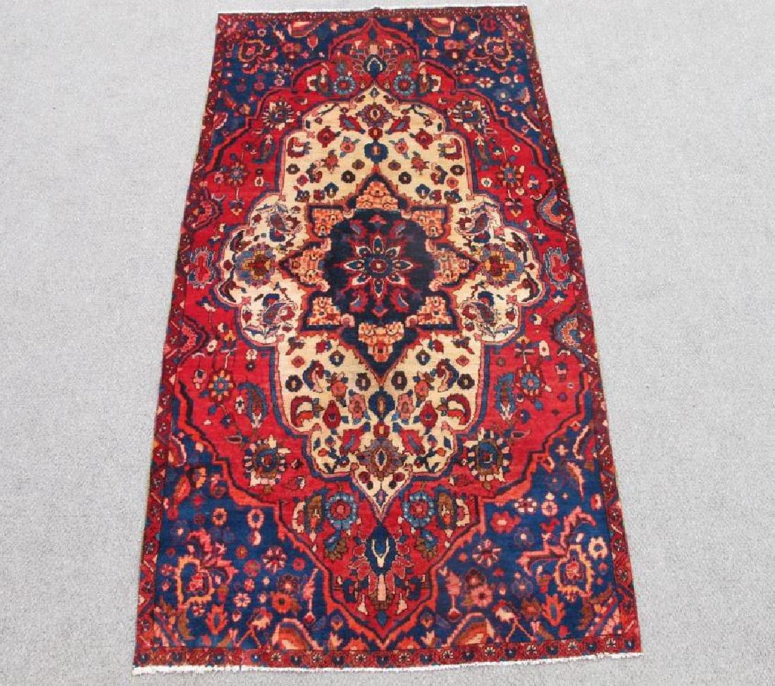 Extremely Beautiful Handmade Semi Antique Persian