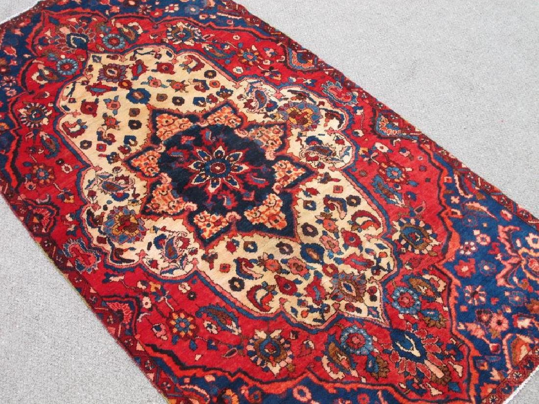 Extremely Beautiful Handmade Semi Antique Persian - 2