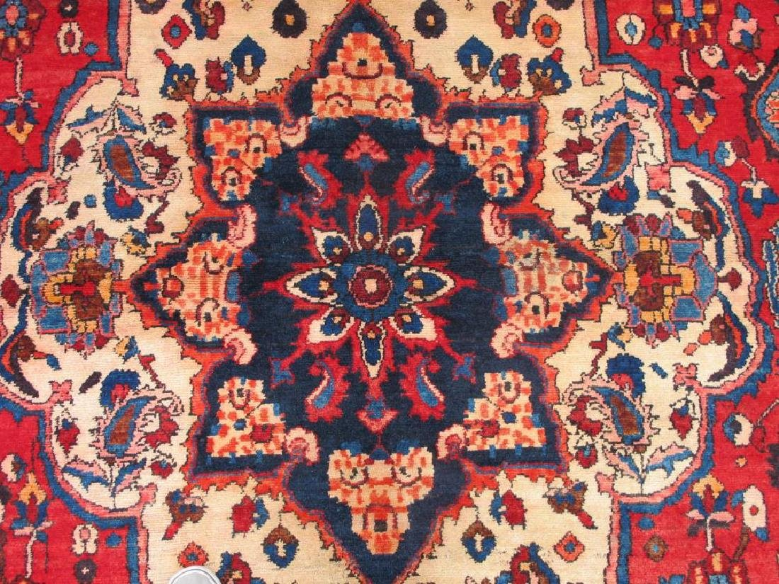 Extremely Beautiful Handmade Semi Antique Persian - 3