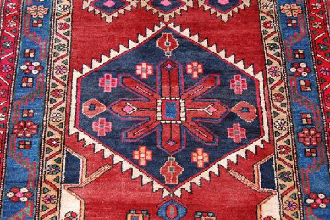 Handmade Fine Quality Persian Geometric Malayer - 3