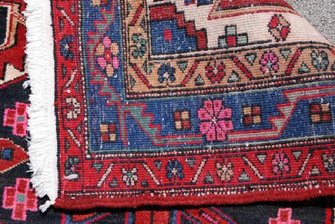 Handmade Fine Quality Persian Geometric Malayer - 5