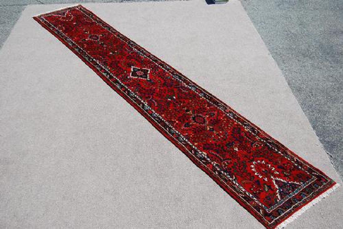 SIMPLY BEAUTIFUL FINE QUALITY PERSIAN HERIZ RUNNER