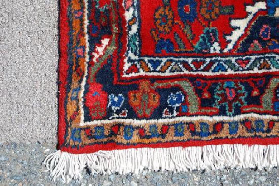 SIMPLY BEAUTIFUL FINE QUALITY PERSIAN HERIZ RUNNER - 3