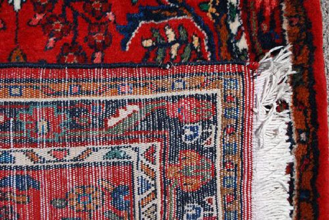 SIMPLY BEAUTIFUL FINE QUALITY PERSIAN HERIZ RUNNER - 5