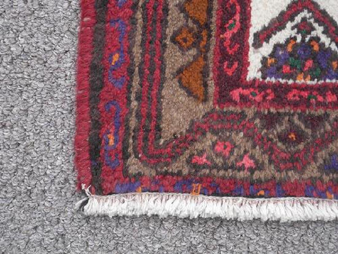 Highly Detailed Hand Woven Persian Hamadan - 3