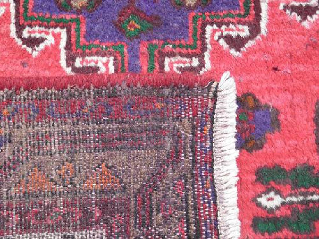 Highly Detailed Hand Woven Persian Hamadan - 5