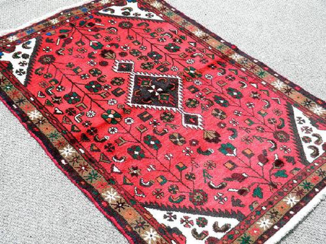 Beautiful Authentic Hand Made Persian Hamadan - 2