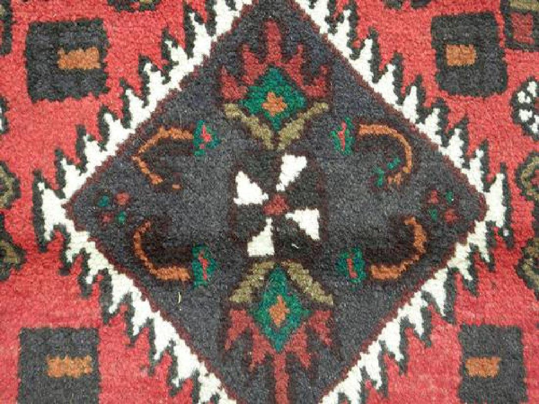 Beautiful Authentic Hand Made Persian Hamadan - 4