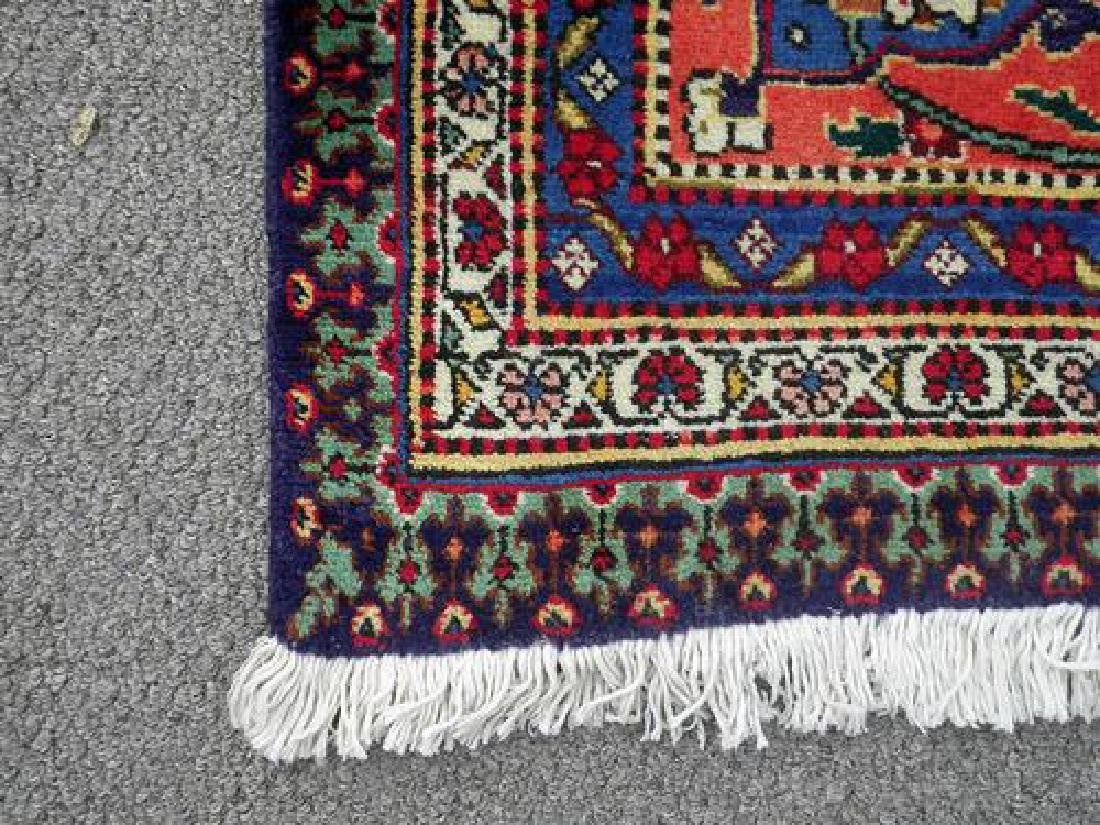Delightful and Intricate Hand woven Persian Tabriz Rug - 3