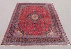 Very Collectible Semi Antique Persian Kashan 1211x95