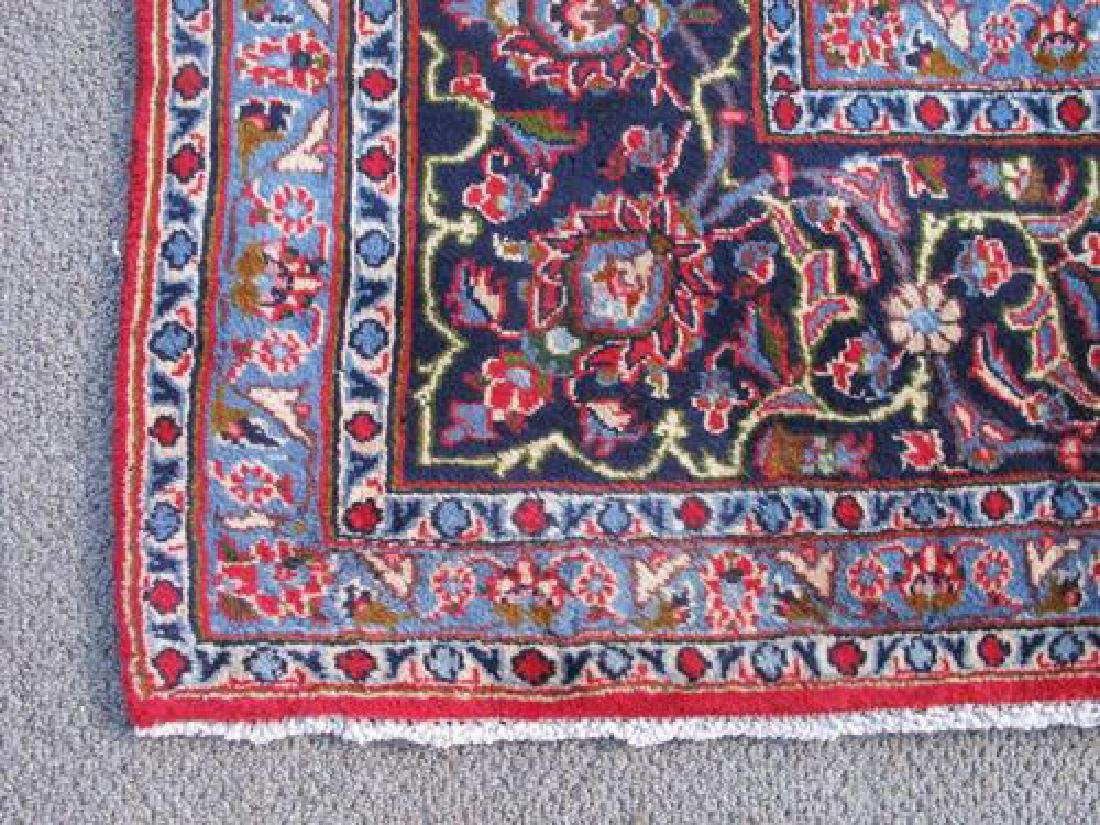Very Collectible Semi Antique Persian Kashan 12.11x9.5 - 3