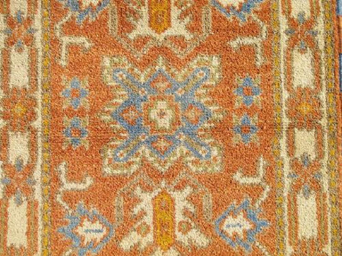 Highly Collectible Handmade Kazak Design 2x4 - 4