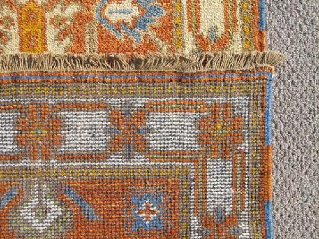 Highly Collectible Handmade Kazak Design 2x4 - 5